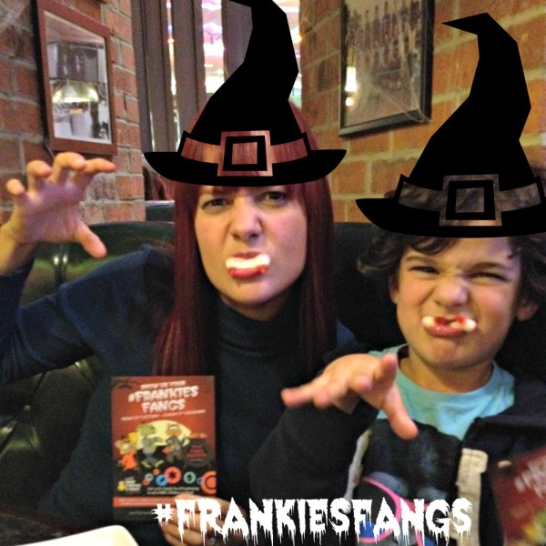 #FrankiesFangs