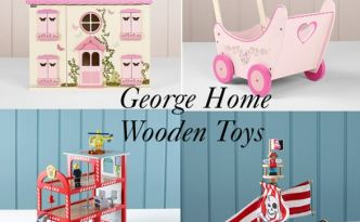 George Home Wooden Toys