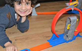 Ultimate Track Experience with Hot Wheels Track Builder Total Turbo Takeover Playset