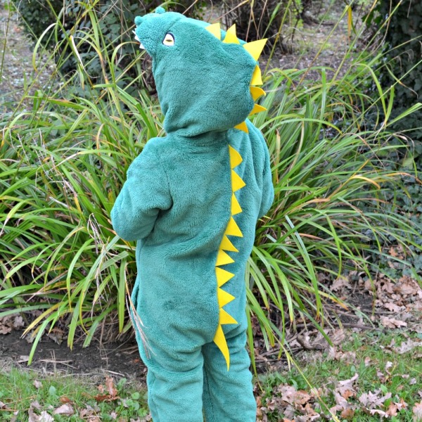 Yellow Mellon: Dinosaur Onesie