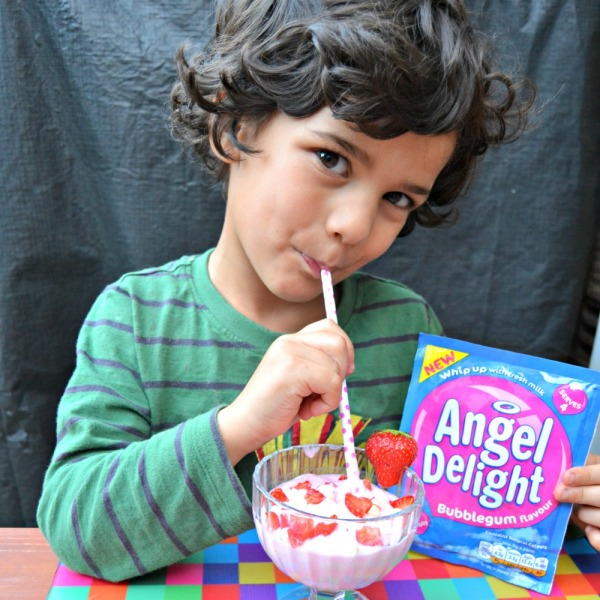 Quick Dessert for Little Angels