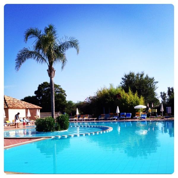 Swimming Pool at Perdepera Beach Resort