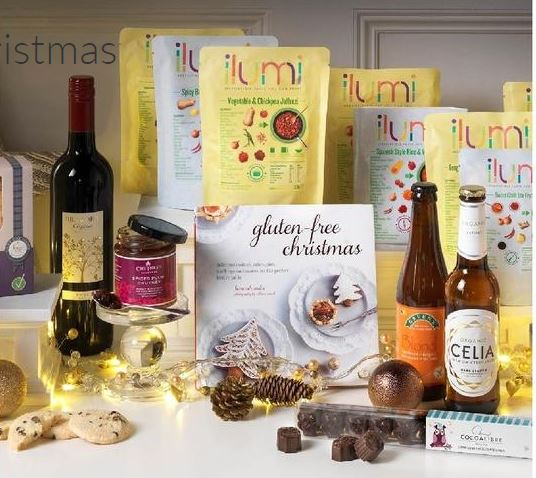 Ilumi Vegetarian Christmas Hamper