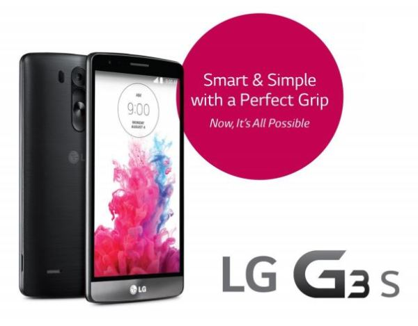 LG G3 S Handset