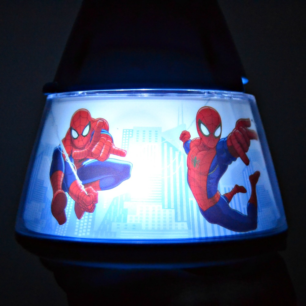 Philips Spiderman Projector and Night Light