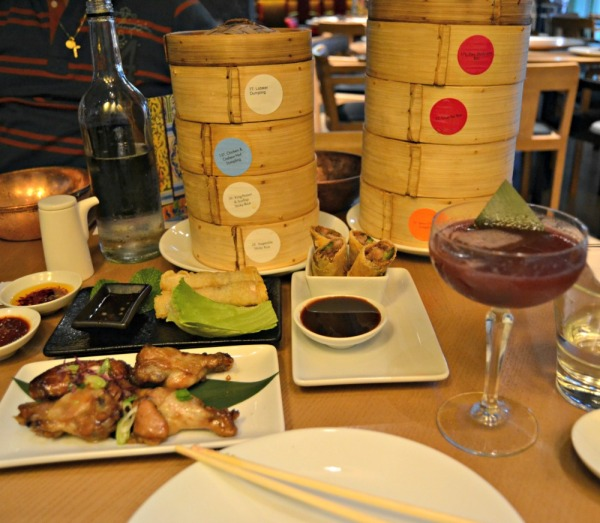 Family Meal: Seasonal Dim Sum and Cocktails at Ping Pong Wembley