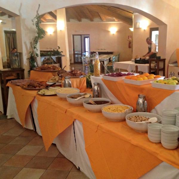 Restaurant in Sardinia