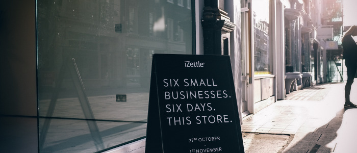 The 12 Hour Store by iZettle