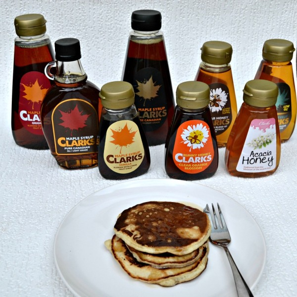 Clarks Maple Syrup and Honey Selection