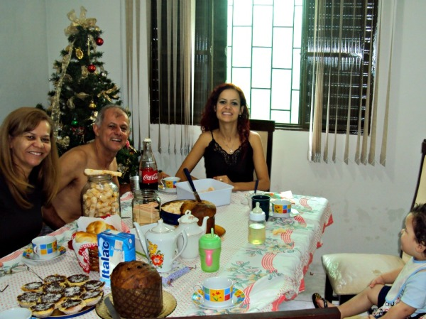 Christmas in Brazil: Panettone on Christmas Day