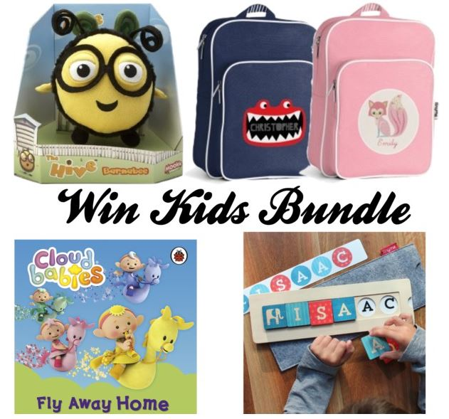 Day 6 - Win Kids Bundle