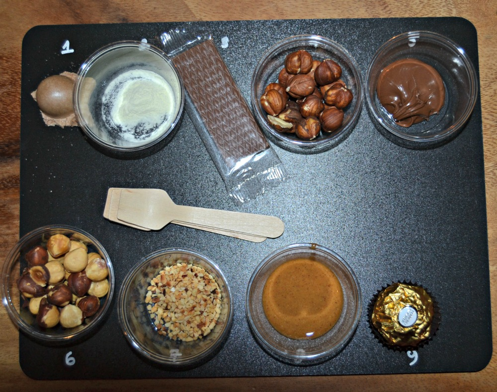 Ferrero Sensory Taste Event