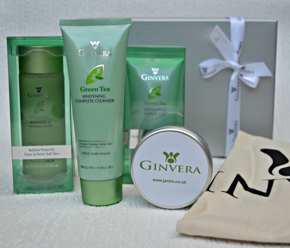 Ginvera Perfect Skin Gift Set