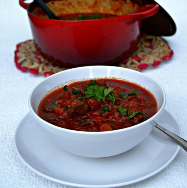 Easy Family Dinner: Lamb Tagine Recipe