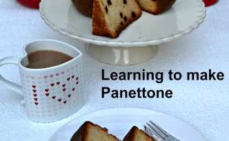 Learning to Make Panettone and Getting into the Christmas Spirit