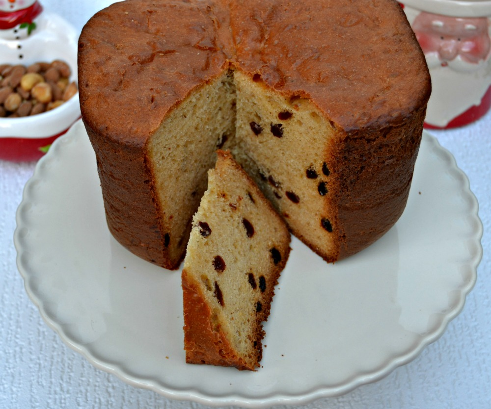 My Favourite Christmas Food: Panettone
