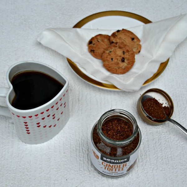 Beanies Flavour Coffee with Cookies