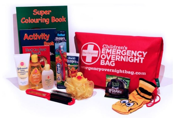 Emergency Overnight Bag - Children