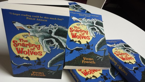 The Snarling of Wolves by Vivian French