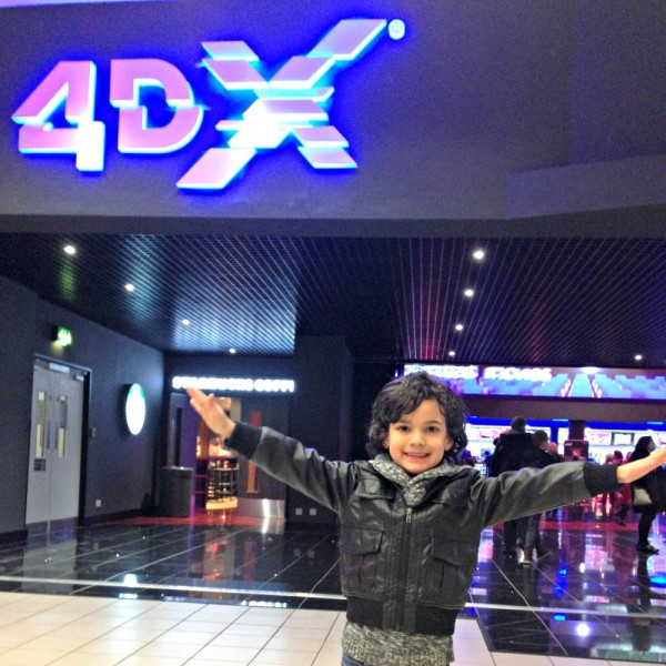 4DX at Cineworld Milton Keynes