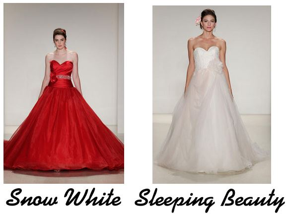 Disney Wedding Dresses 2