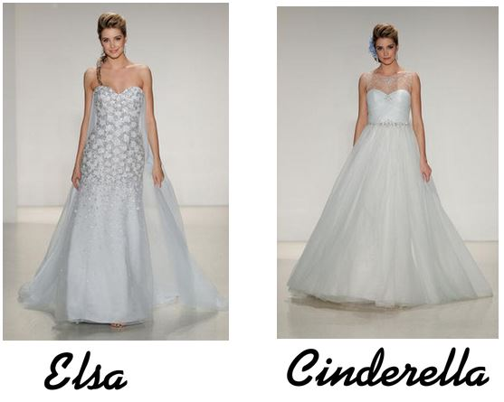 Would You Wear A Disney Inspired Wedding Dress Lilinha Angels