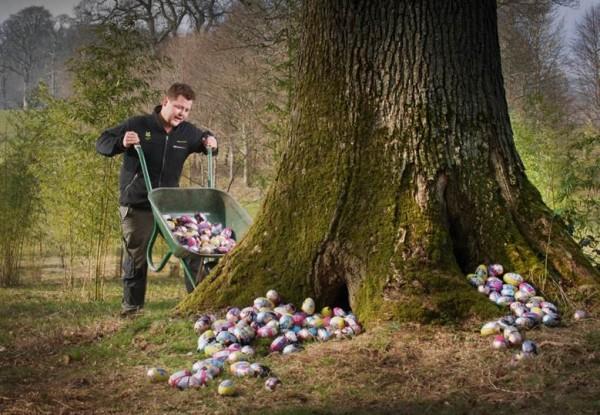 National Trust Easter Egg Hunt