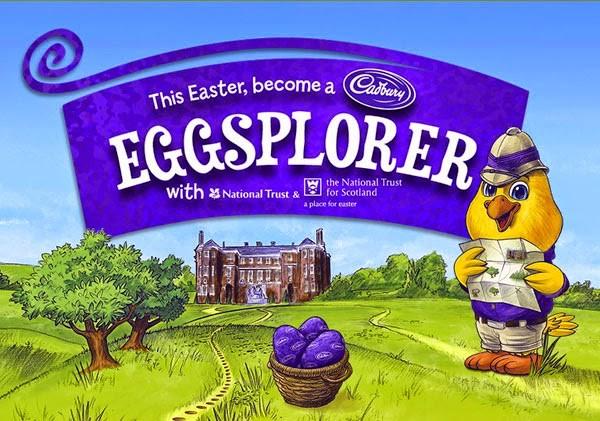 National Trust Easter Egg Hunt3