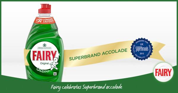 Fairy Liquid 3