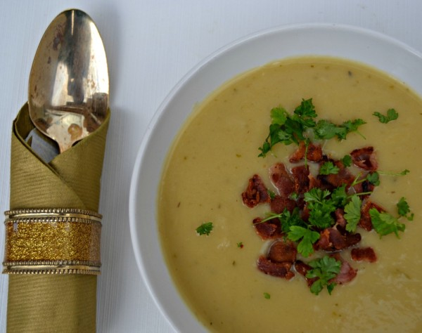 Celebrating VE Day with Wartime Favourite Recipe: Oxford Potato Soup