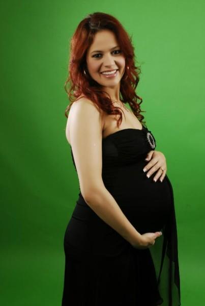 Lilinha Pregnant2