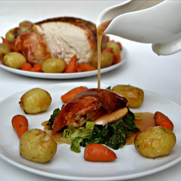 Roast Chicken 3