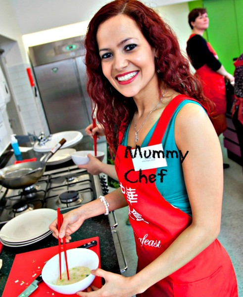 Mummy Chef