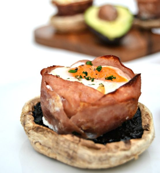 Ham and Egg Cup 3