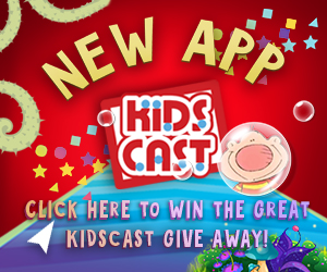 kidscast-button