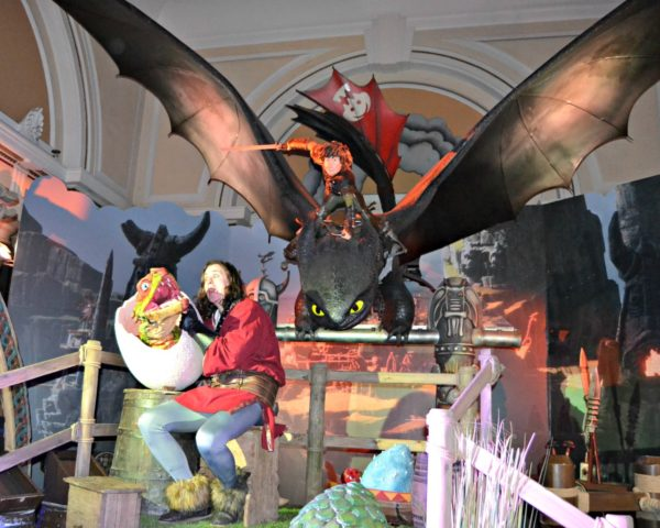 the how to train your dragon egg hunt added a special touch to our experience as we were greeted by our host we were instructed to keep an eye out for - How To Train Your Dragon Christmas