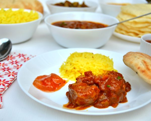 Beef Mandras from Iceland