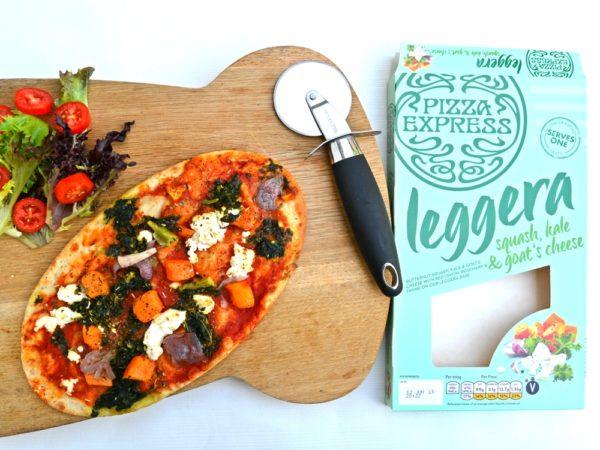 Light Leggera range at PizzaExpress – Lilinha Angel's World – UK on